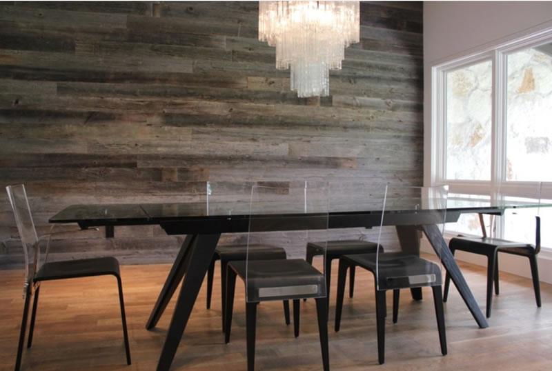 Salenco pisos e revestimentosrevestimento de parede for Revestimento 3d sala de estar